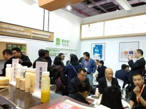 On the first day of FIC exhibition, the booth of Tailijie gained great successful signed order and popularity